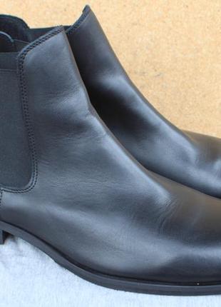 Челси kiomi кожа германия 45р ботинки