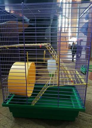 Клітка для гризунів