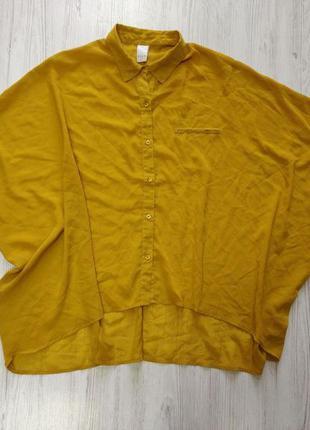 Распродажа до 31 марта!!!🔥 рубашка  оверсайз с рукавами реглан...