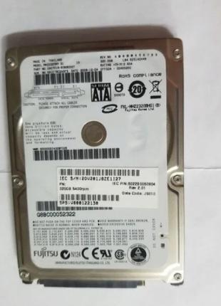 """Жесткий диск 2.5"""" Fujutsu 320 Gb винчестер для ноутбука 320 Гб"""
