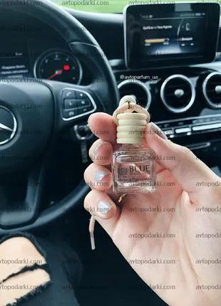 Автодухи мужские в авто — Blue Seduction Antonio Banderas