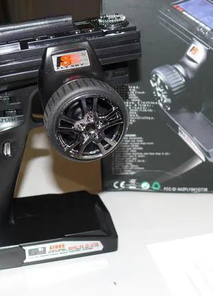 Радиоаппаратура управления 3-канальная FlySky FS-GT3B с приемнико