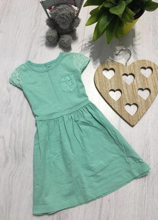 Детское летнее платье, для девочек