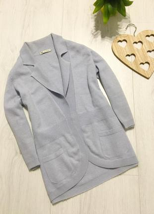 Шикарный кардиган, пиджак, жакет, натуральный кашемир,xl-xxl