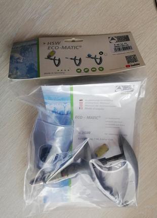 """Шприц ветеринарный Eco-matic 5мл HENKE"""" (Германия) ОРИГИНАЛ !"""