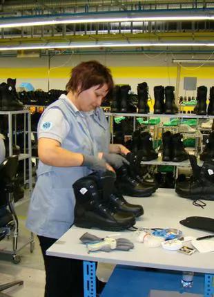 Специалисты по пошиву обуви на обувную фабрику, Хорватия