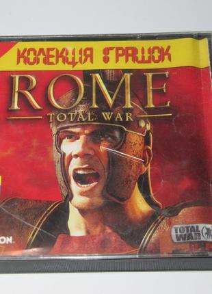 Диск с игрой для ПК | ROME Total War