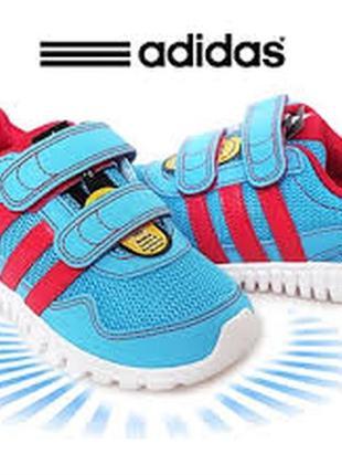 Детские кроссовки adidas 24 размер