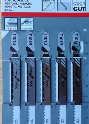 Пилки для эл. лоб. - Bosch T101B