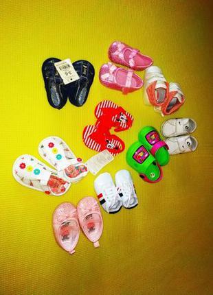 Сандалии, пинетки, туфли, кроссовки для малышей Primark, Georg...