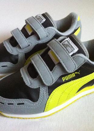 Стильные кроссовки puma 👟 размер 30-31 ( 19,5 см ) оригинал ❗❗❗