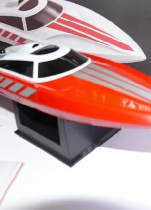 Катер VOLANTEXRC 795-1 радиоуправляемый длина 28см, скорость 25км