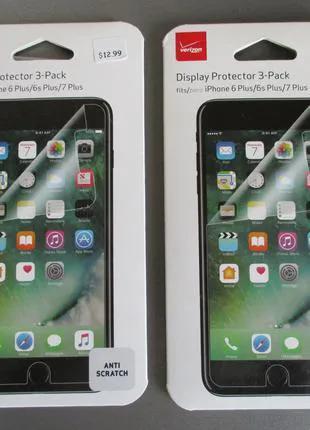 Фирменная verizon защитная пленка для Apple iPhone 6 s 7 8 Plus +