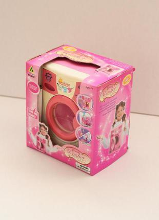 Игрушка детская стиральная машинка для девочек