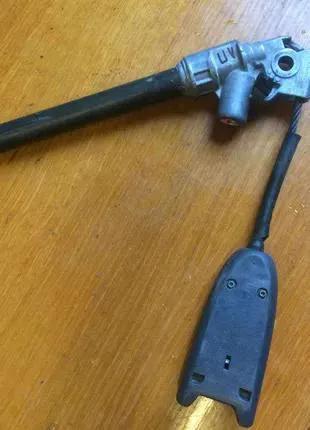 Б/у натяжитель ремня безопасности с пиропатроном Renault Megane 2