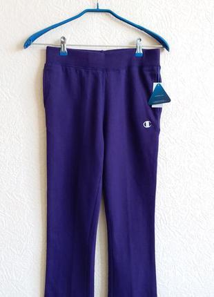 Спортивные брюки на девочку 11-12 лет champion