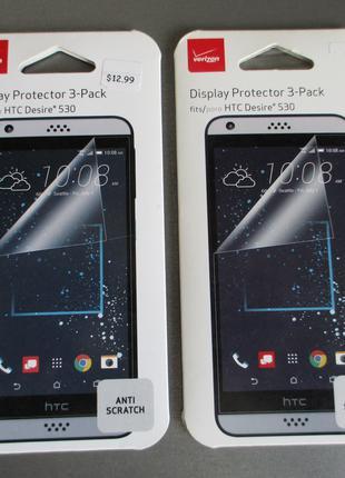 Фирменная verizon защитная пленка для HTC Desire 530