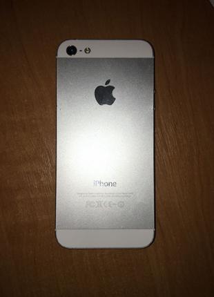 IPhone 5 16gb (продам срочно)