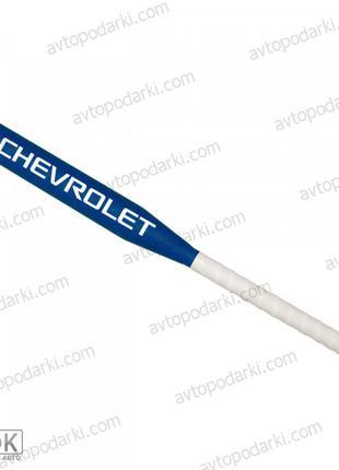 БЕЙСБОЛЬНАЯ Бита в авто Chevrolet, Бита с логотипом ШЕВРОЛЕ, ibit