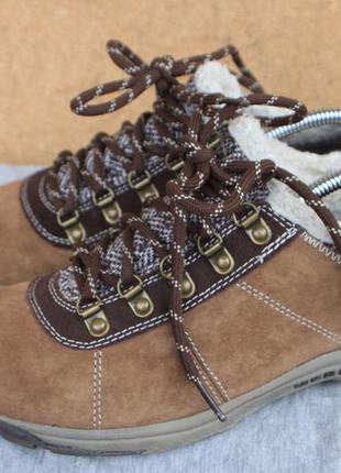 Полу ботинки merrell замша сша 39р кроссовки