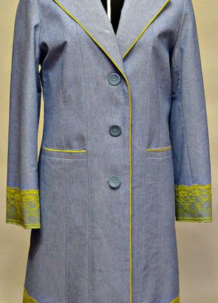 Весенне-летнее пальто