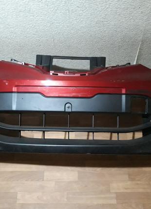 Бампер передній Nissan Qashqai 2