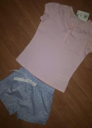 Новая пижама на девочку dmb(испания)