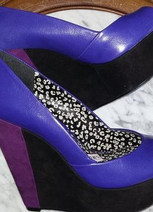 Шикарные туфли на платформе jessica simpson