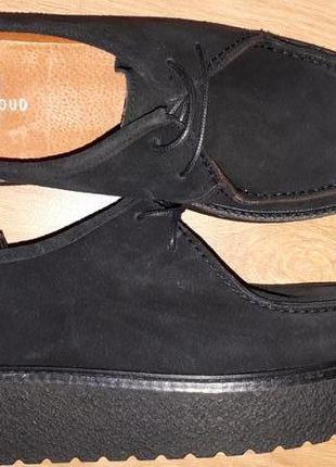 Замшевые туфли musse&cloude испания