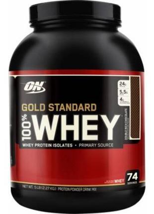 Протеїн Optimum Nutrition 100% Whey Gold Standard 2.27 кг