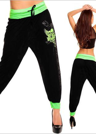 Свободные женские штаны