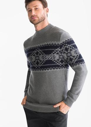 Стильный свитер westbury(испания)