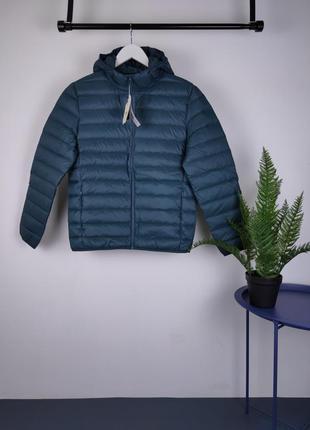 Легкая мужская пуховая куртка от  semir