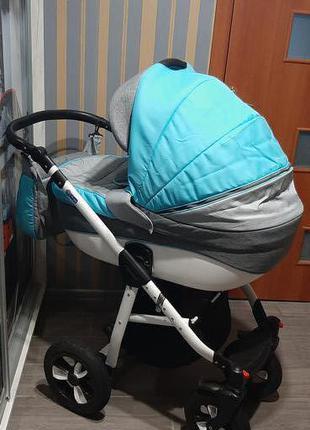 Продам Детскую коляску в  хорошем состоянии)