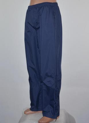 Спортивные (штормовые штаны) на подкладке peter storm (s)