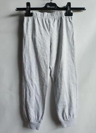 Детские штаны низ от пижамы  французского бренда kiabi европа ...