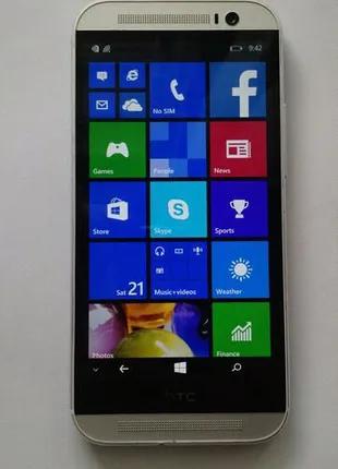 Телефон HTC One M8 Silver (из США)
