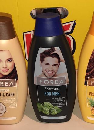 Шампунь женский для волос Forea с маслом кокоса 500 мл