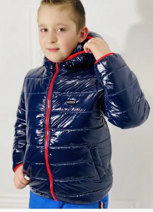 Куртка на на мальчика детская, монклер, недорого