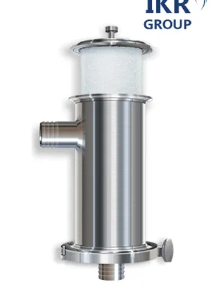 Корпус для молочного фильтра 5 тонн Uvmilk Standart
