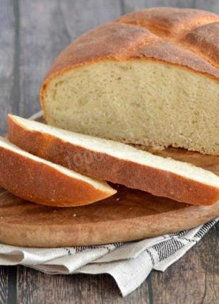 Хлеб домашний.