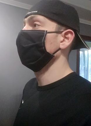 МНОГОРАЗОВАЯ защитная маска (респиратор)