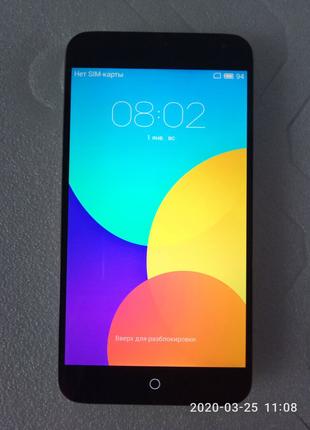 Телефон Meizu MX3 M353 2/32GB White б/у