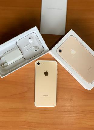 iPhone 7 128 gold b/y