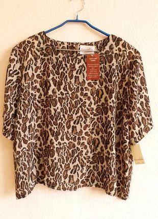 Блузка большого размера essentials