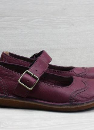 Кожаные женские туфли clarks оригинал, размер 37