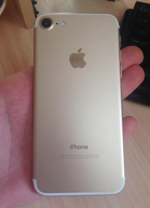 iPhone 7/32 Gold