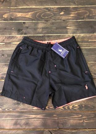 Мужские пляжные шорты {плавки} для купания polo ralph lauren