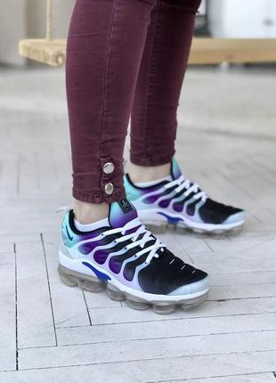 Nike vapormax plus🔺женские кроссовки найк