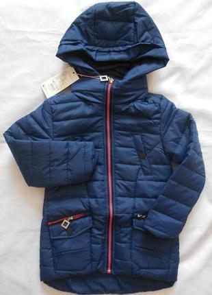 Демисезонные курточки на девочек, grace, 134 - 164, венгрия